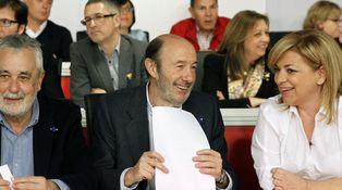 Los 'presidenciables' del PSOE danzan entre bambalinas para no torpedear las europeas