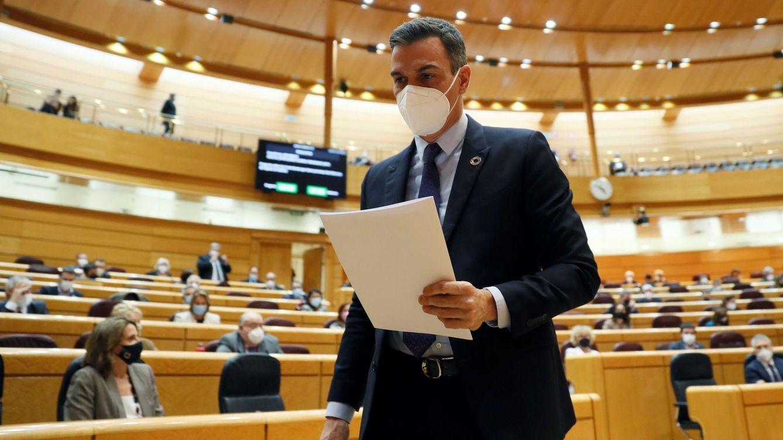 Sánchez defiende a Marlaska frente a las peticiones de cese del PP y Vox