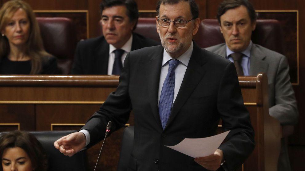Rajoy se jugará los Presupuestos a un triple empate a 175 escaños