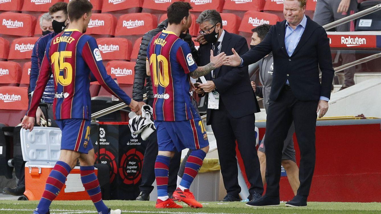 El Barcelona se queja del VAR y sigue olvidándose del juego