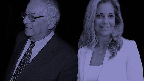 Arantxa Sánchez Vicario acude a despedirse de su padre 'in extremis'