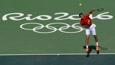 Se acabó el sueño olímpico para el tenista Albert Ramos