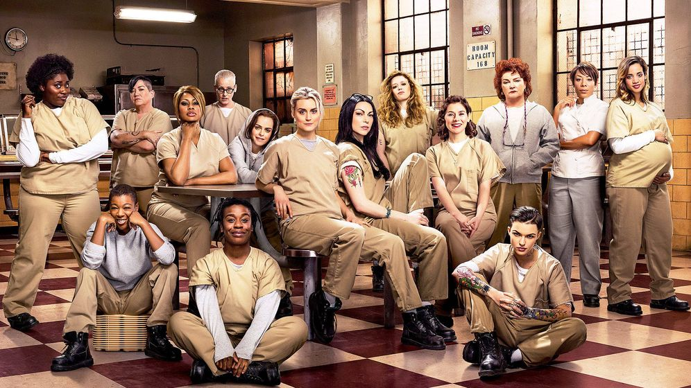 Foto: 'Orange Is The New Black' Temporada 4.