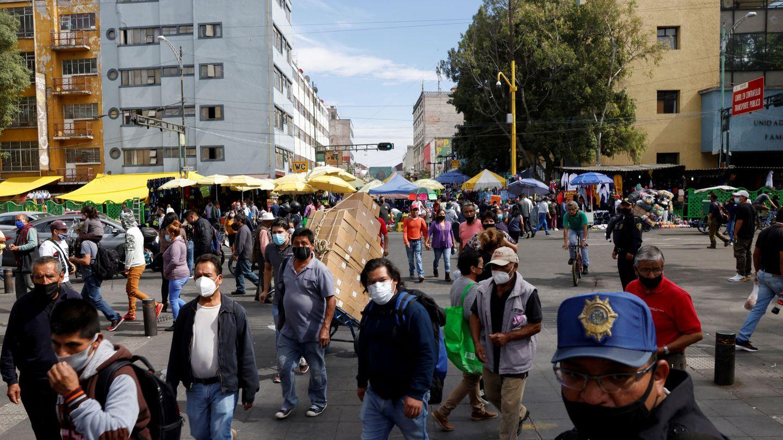 Una calle en México. (Reuters)