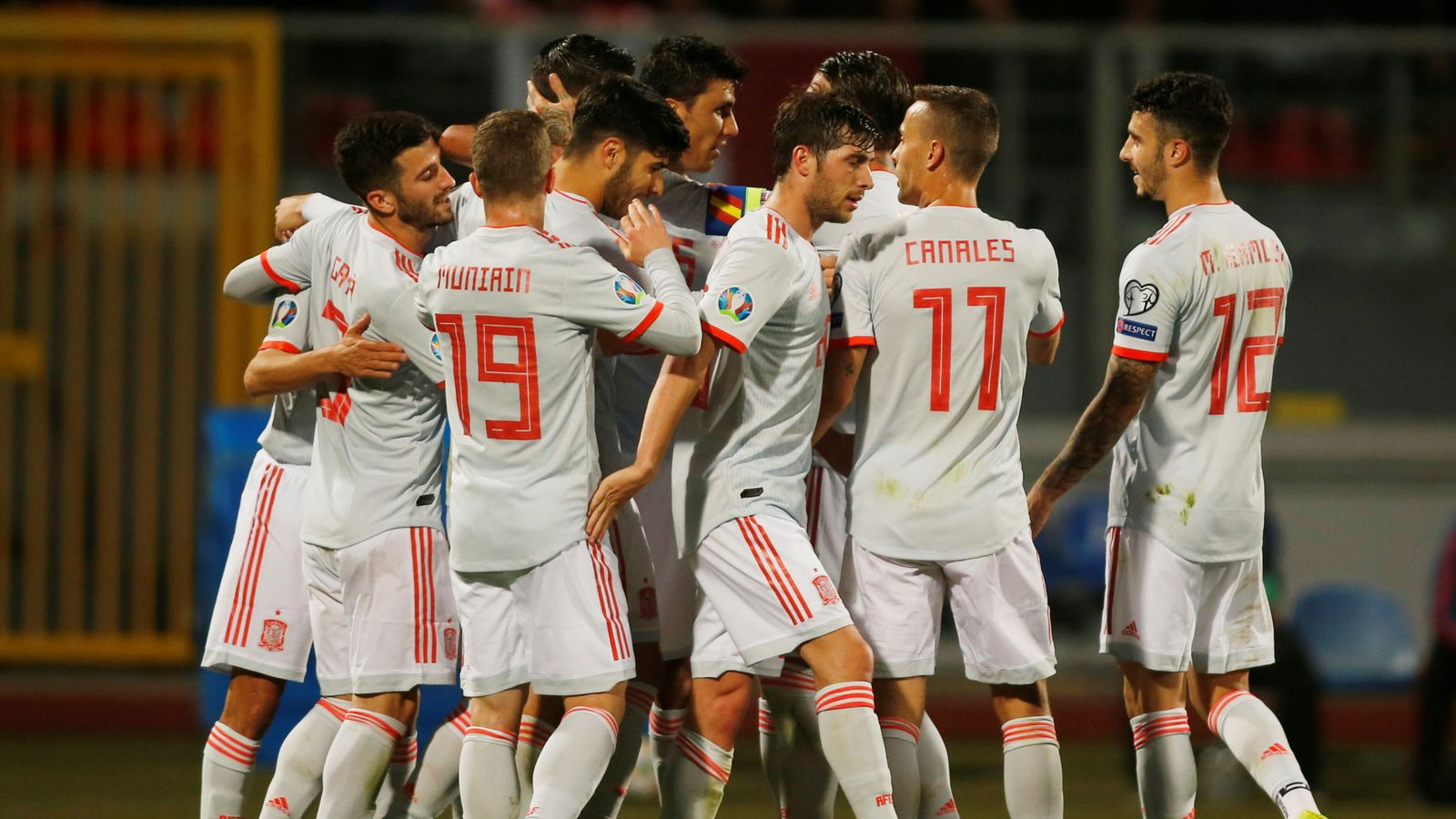 Foto: Euro 2020 qualifier - group f - malta v spain