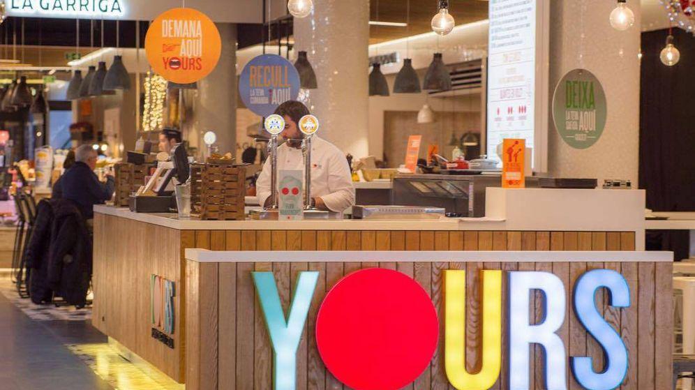 Foto: Uno de los restaurantes de Piqué.