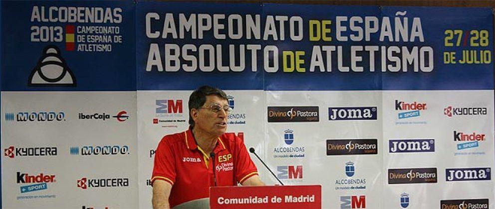 Foto: José María Odriozola anuncia un equipo de más de 50 atletas para el Mundial de Moscú