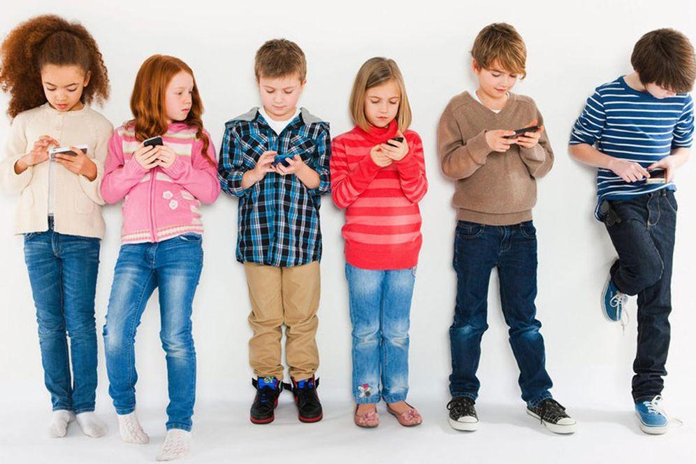Foto: Nativos digitales sin Facebook ni 'titulitis': llega la generación Z