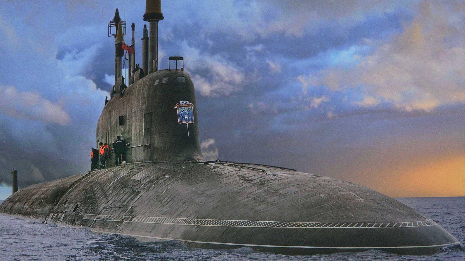 Estados Unidos (EEUU): Los nuevos y letales submarinos rusos Yasen ...