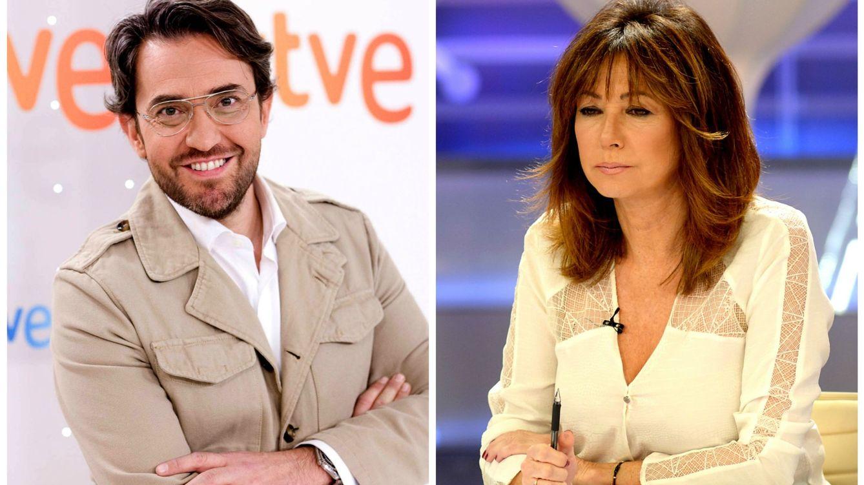 Màxim Huerta ficha por TVE seis meses después de dejar a Ana Rosa Quintana