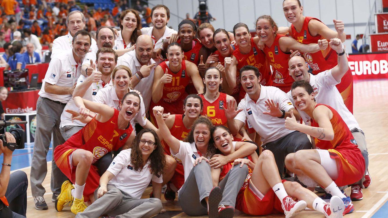 La selección femenina de baloncesto y una fórmula que lleva triunfando 15 años