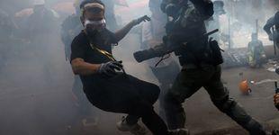 Post de La policía asalta la Politécnica de Hong Kong en la jornada más violenta