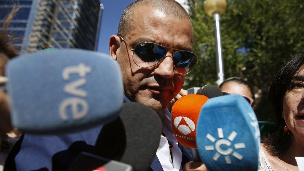 Foto: El empresario promotor y principal acusado por la tragedia del Madrid Arena, Miguel Ángel Flores. (EFE)