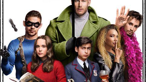 'The Umbrella Academy': otra serie de Netflix sobre superhéroes que no pasará a la historia