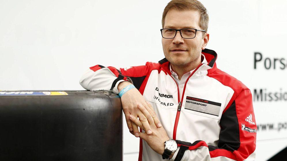 Foto: Andreas Seidl cogerá las riendas de McLaren a partir del 1 de mayo. (Imago)