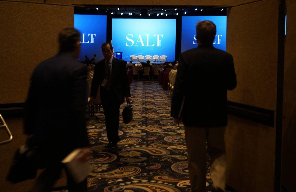 Foto: La Salt Conference se celebró en Las Vegas hace una semana. (Reuters/Rick Wilking)