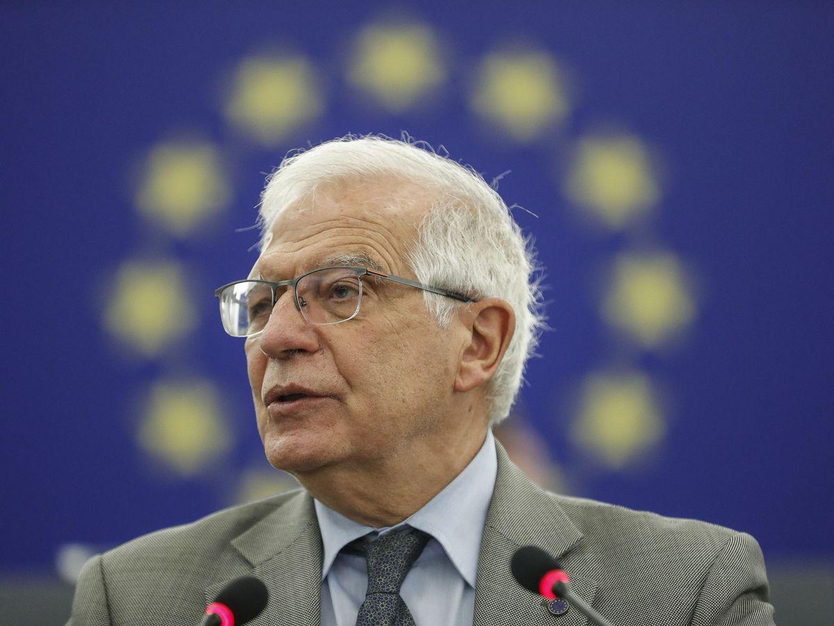Foto: Josep Borrell, Alto representante de la Unión para Asuntos Exteriores y Política de Seguridad. (EFE)