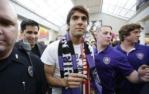 Kaká en su presentación en la MLS: Dios me reserva algo en Orlando