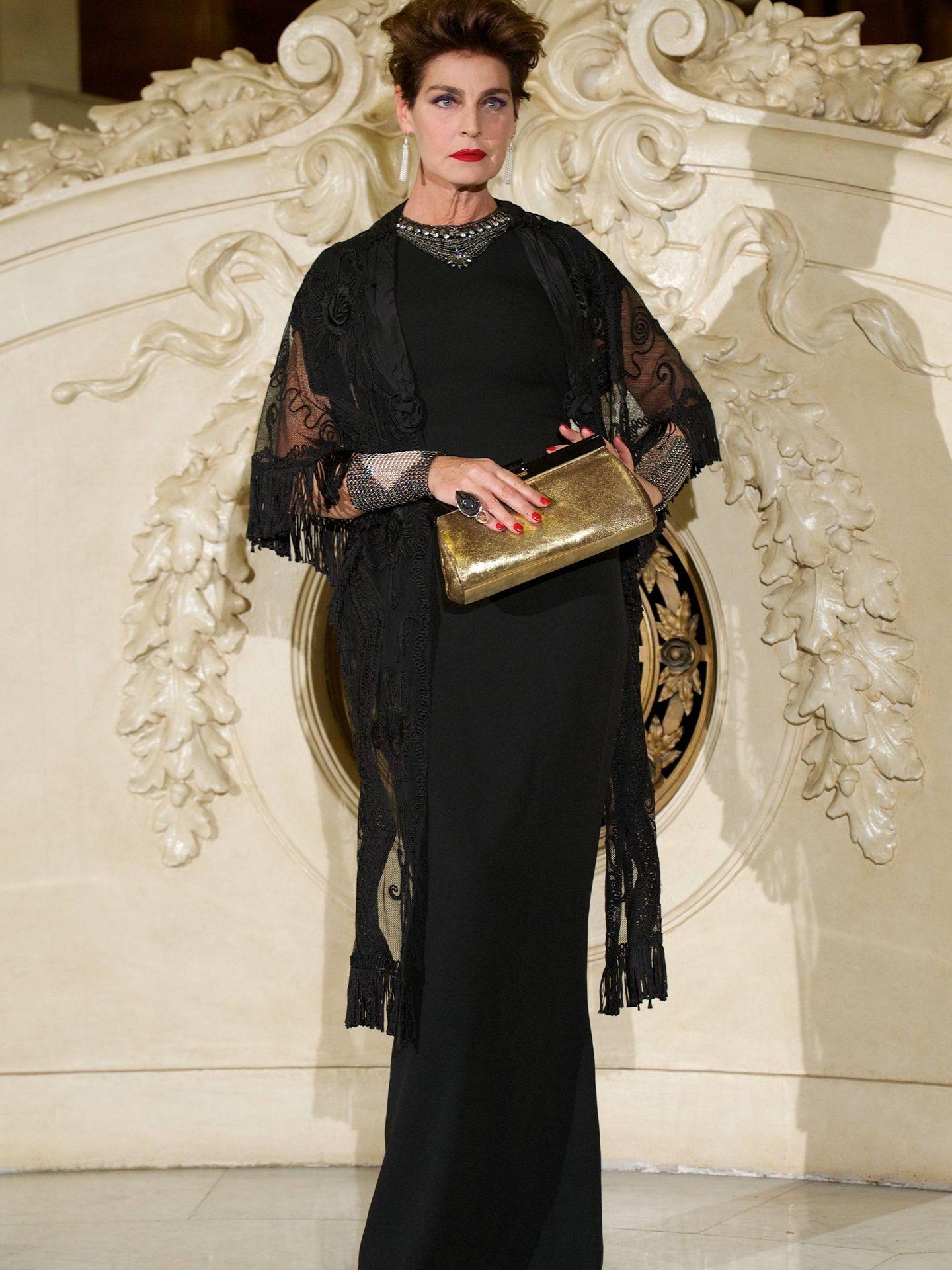 Antonia, siempre elegante. (Getty)