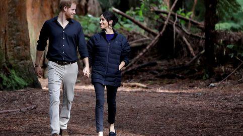 Así es la portada viral que se burla de Harry y Meghan Markle y su anuncio de embarazo