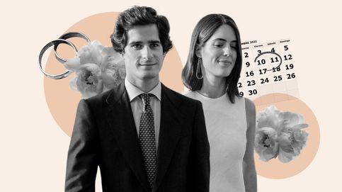 Alba, Benjumea, Domecq... La aristocracia se da cita en las dos bodas del fin de semana