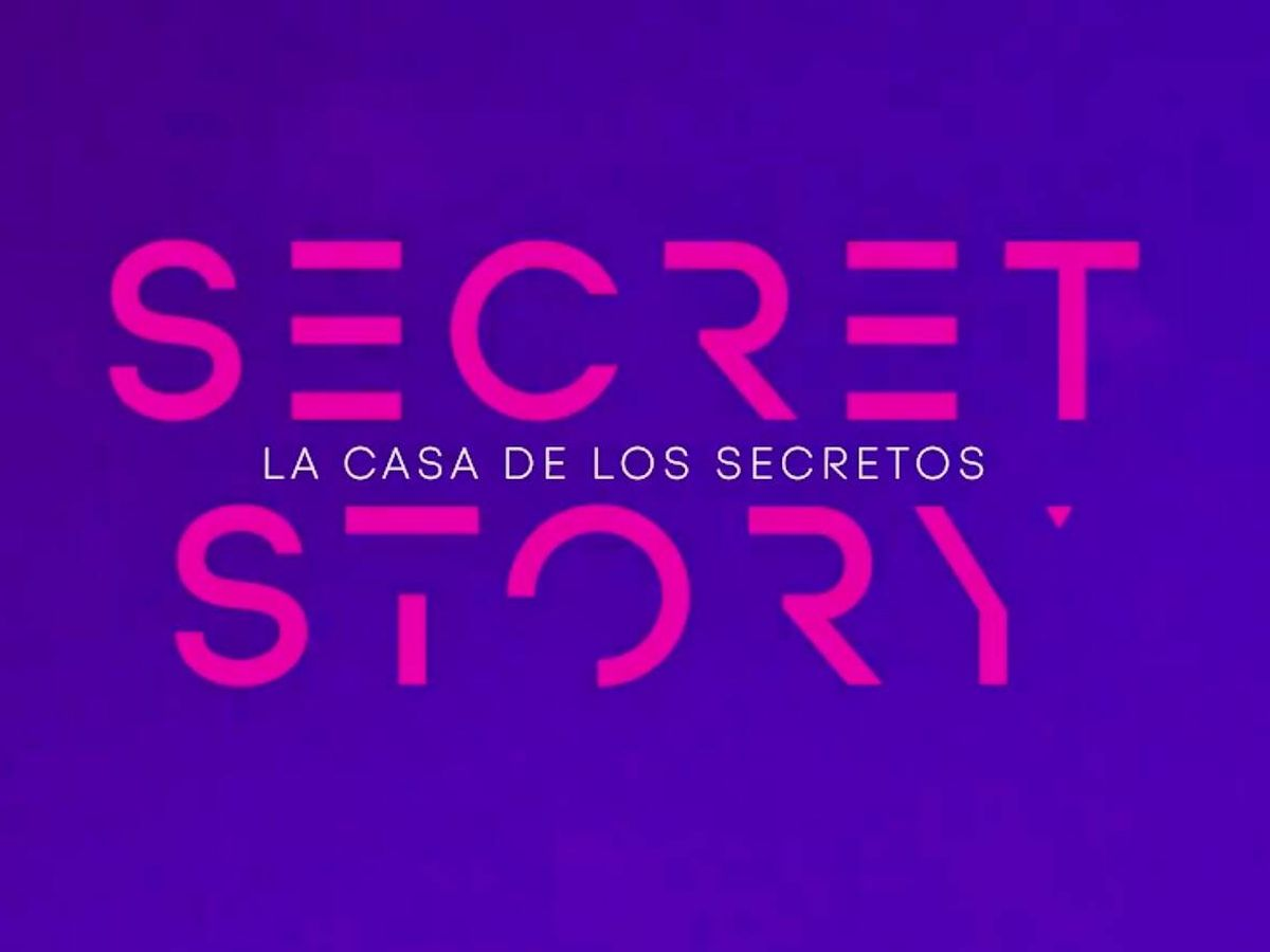 Foto: Logotipo de 'Secret story'. (Mediaset España)