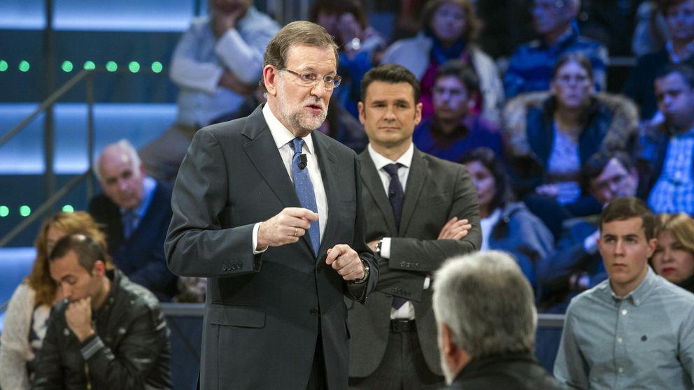 Rajoy: Sánchez no tiene confianza en sus fuerzas cuando busca un tripartito