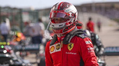 Está a otro nivel: cómo Leclerc demuestra ser un fuera de serie con una tartana