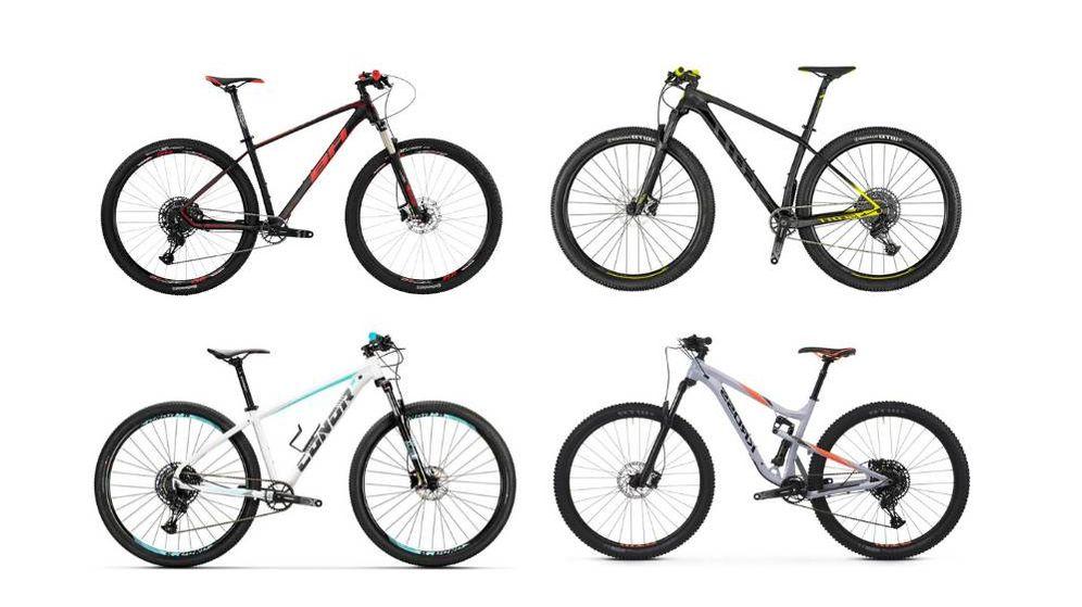 Foto: Las 10 mejores bicicletas de montaña cross country y eléctricas para hombre y mujer