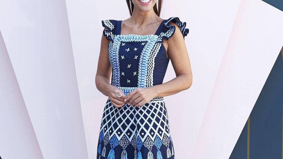 Todo el mundo habla del vestido de Paula Echevarría, pero ¿y de sus pendientazos?
