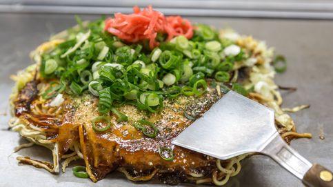 Okonomiyaki, un plato japonés con mucho fundamento que tienes que conocer