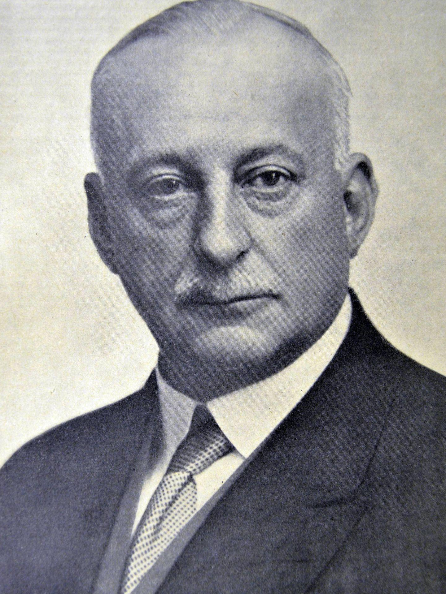 Miguel Primo de Rivera. (Getty)