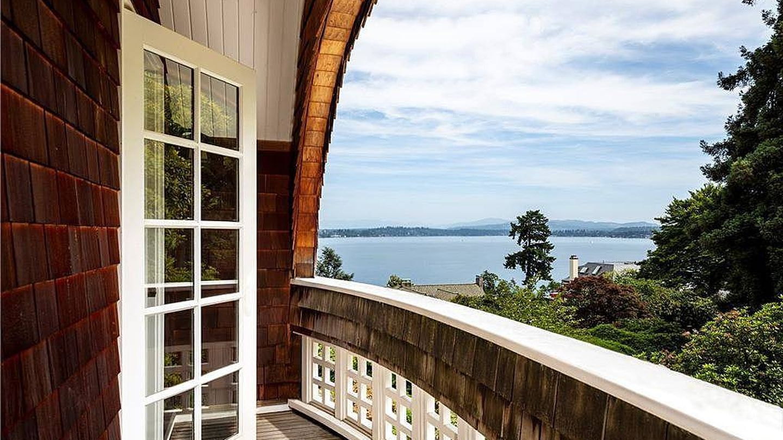 Una imagen de las vistas desde la casa.(Ewing & Clark Inc.)