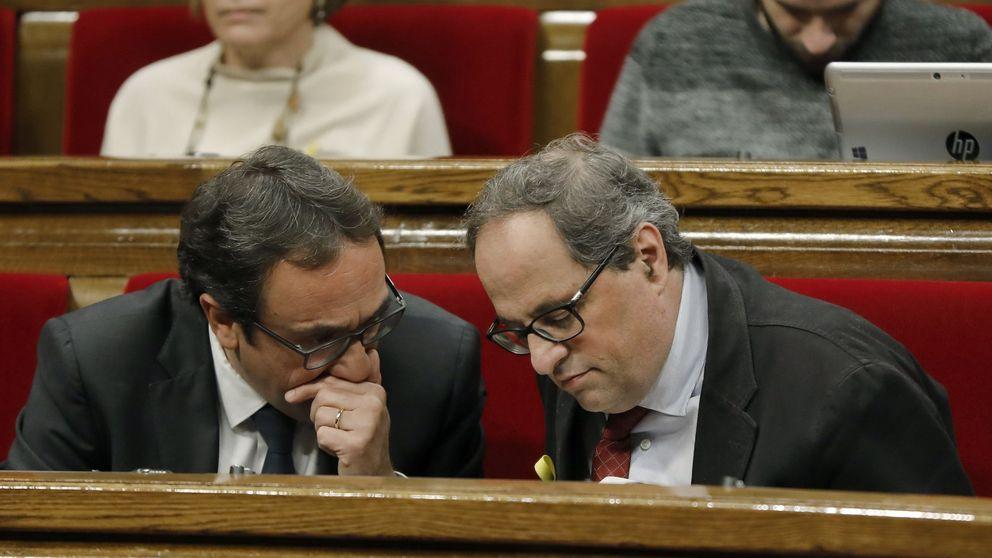 Los españoles solo saben expoliar y otros tuits del futuro 'president'