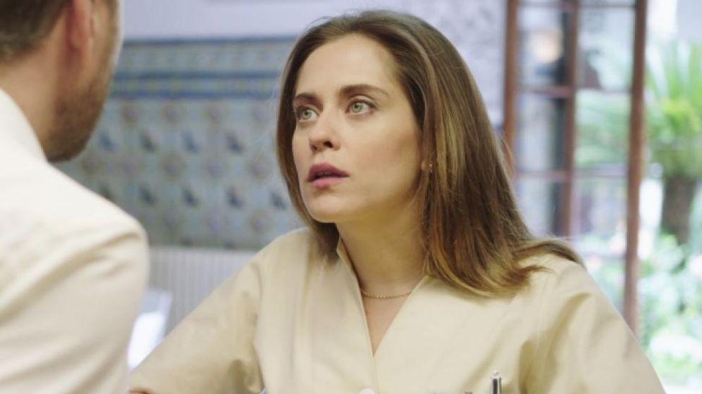 Foto: Escena de 'Allí Abajo' (Antena 3)