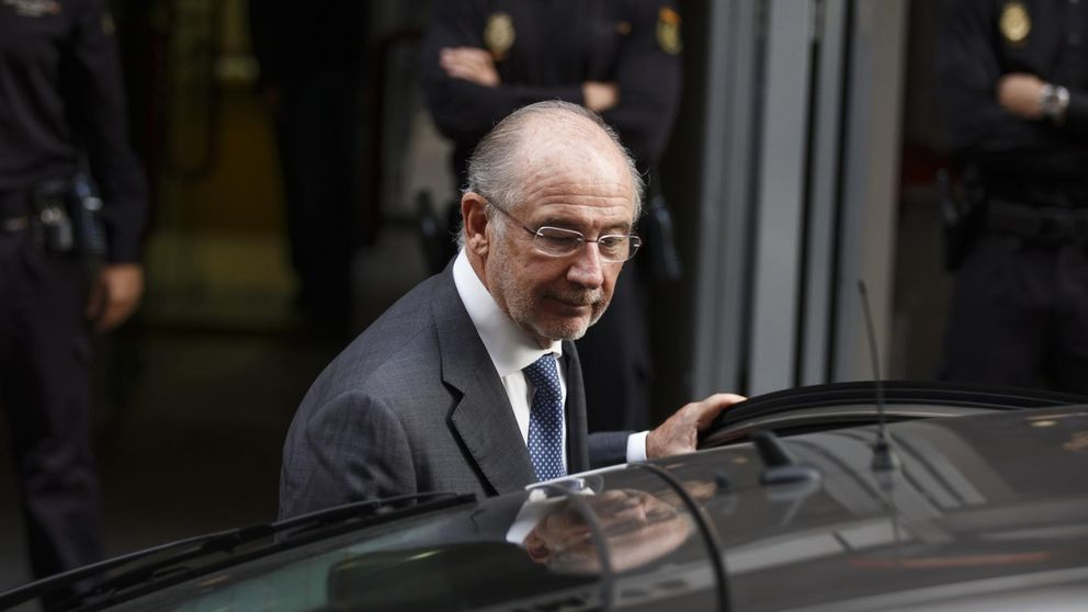 El fiscal exige saber si Rato declaró los 6 millones que cobró de Lazard