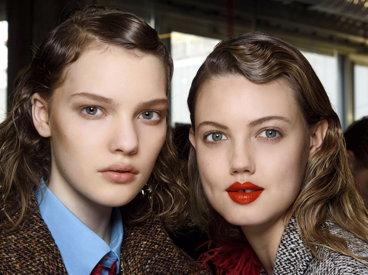 Foto: Aprovecha las virtudes de los lip tints. (Imaxtree)