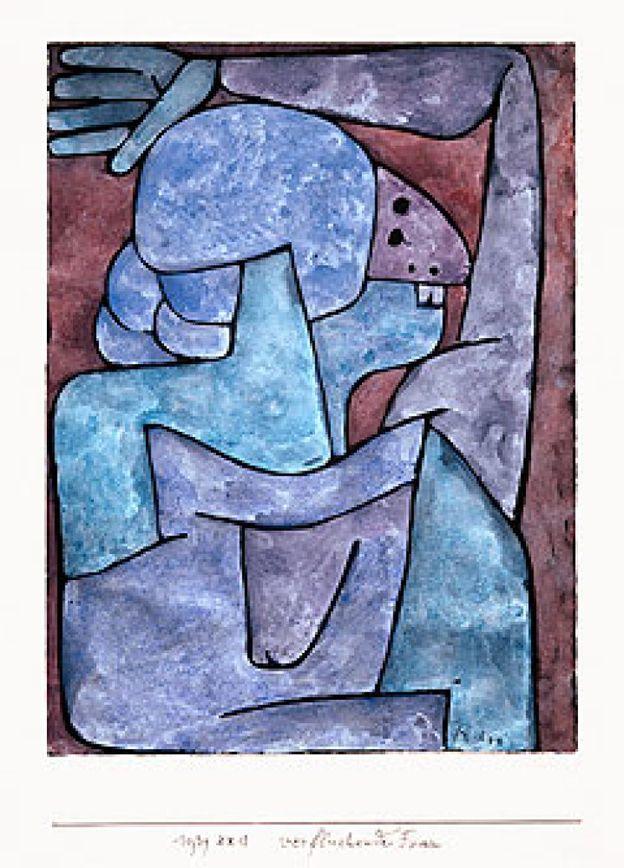 Muito Las obras de Pablo Picasso y Paul Klee, frente a frente. Noticias  PW81