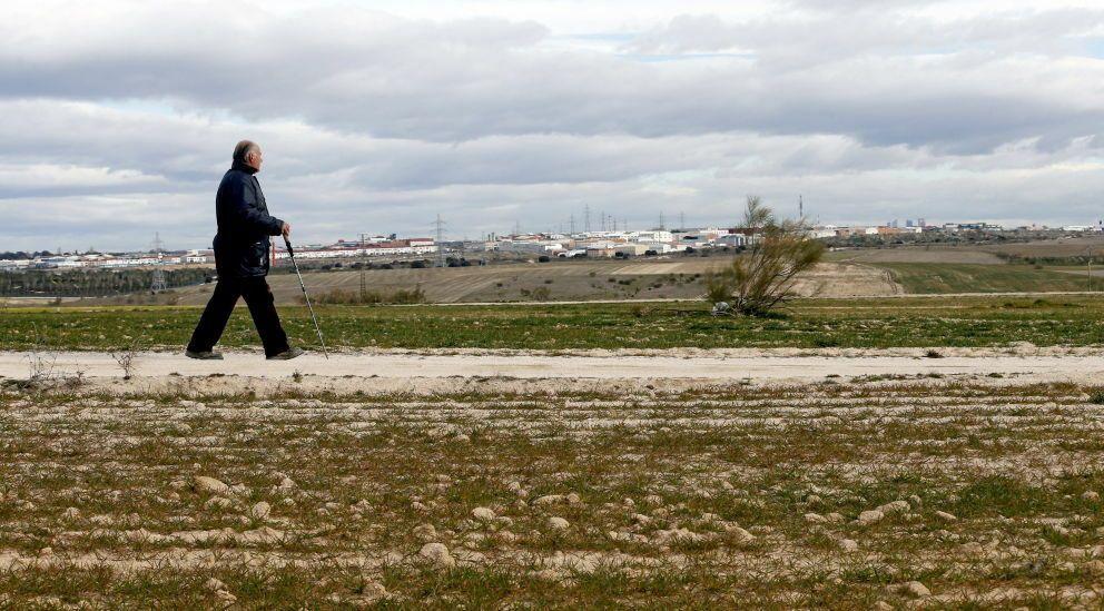 Terrenos de eurovegas en alcorcón