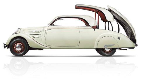75 años del Peugeot 402