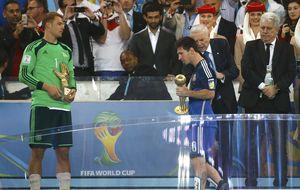 Messi no es Diego, ni se le parece por mucho que FIFA se empeñe