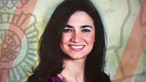 Gemma Alcalá, la joven y bella esposa del comisario Villarejo
