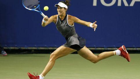Siga en directo el debut de Muguruza en las finales de la WTA contra Ostapenko