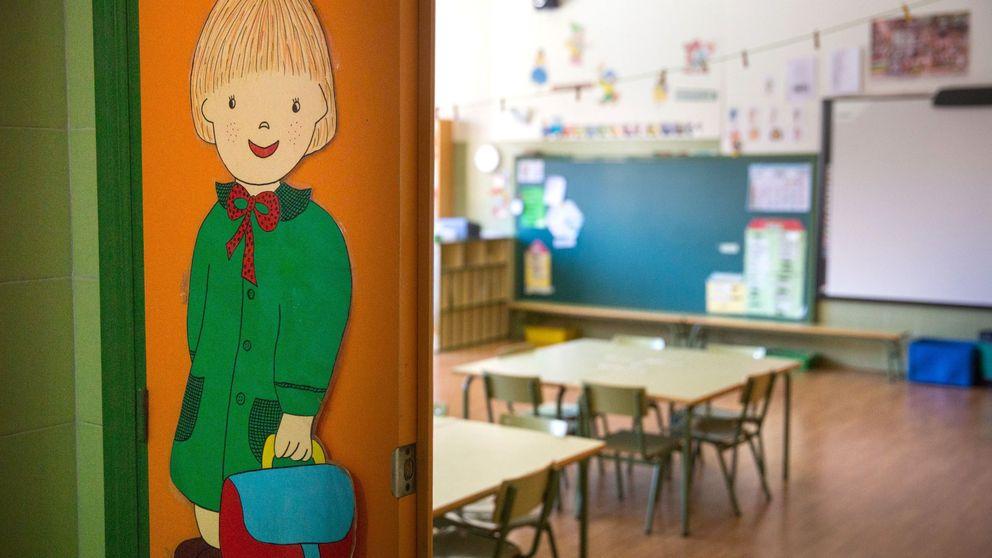 Cierre de colegios: empieza el caos