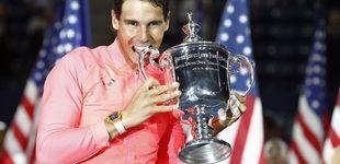 Post de Nadal agranda la leyenda con su tercer US Open en una plácida final