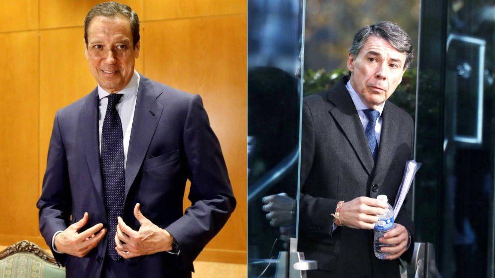 Zaplana y González contactaron con Aguas de Barcelona para sacar mordidas con patentes