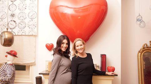 Dulces, ositos y mucho amor: así fue el baby shower de Noelia López