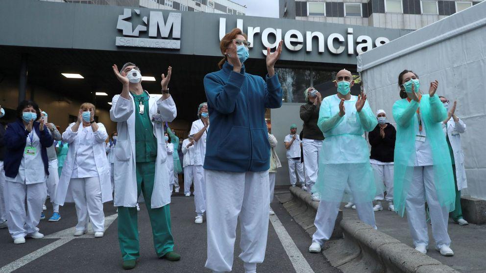 La Paz y la Fundación Jiménez Díaz, los hospitales más eficientes contra el covid-19