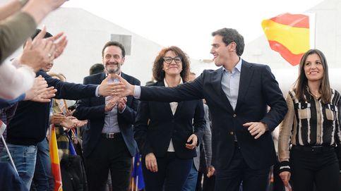 Rivera prioriza mantener los escaños en Castilla y León para 'salvar' el 10-N