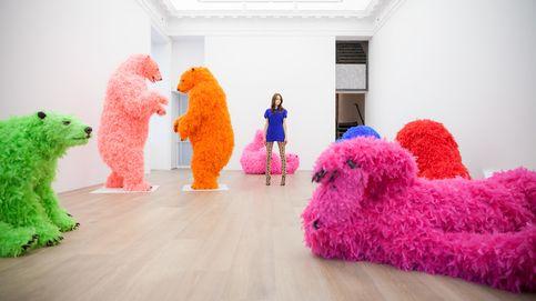 Paridust eleva la moda al nivel del arte contemporáneo